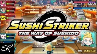 Sushi Striker: The Way of Sushido Gameplay & First Impressions (Nintendo Switch)