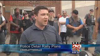 Police: Up to 6,000 Expected at Unite the Right Rally and Protests