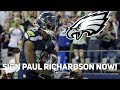Sign Paul Richardson Now!! Time For The Deep Threat In Philly