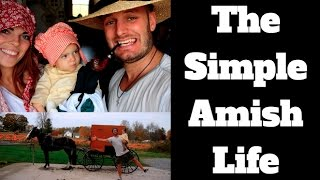 A DAY WITH AN AMISH COMMUNITY - RV LIVING