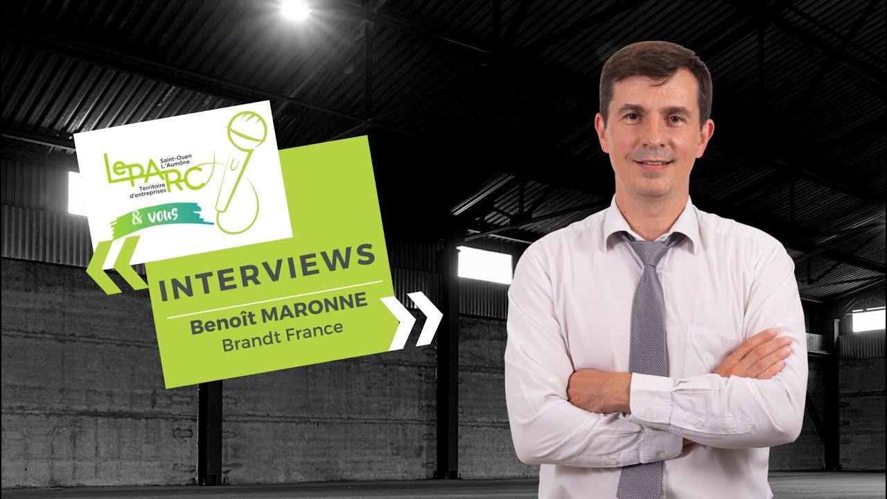 Download Benoit Maronne - Brandt France | Le Parc & Vous