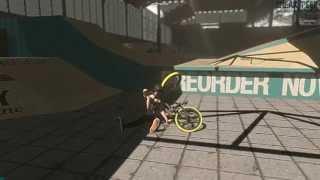 BMX the Game - Fail