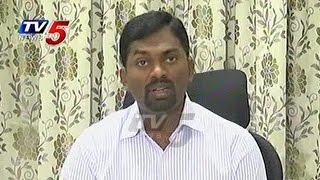Mahabubnagar Collector Ronald Rose Press Meet over District Development   TV5 News