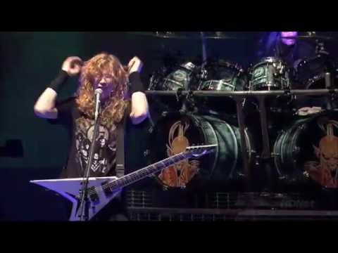Megadeth Live - Blood In The Water - Kick The Chair / In My Darkest hour