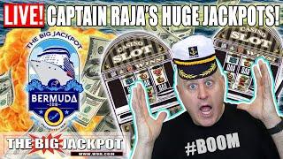 Live Mega Boom 💣 High Limit Slot Play At Sea 🛳The Big Jackpot
