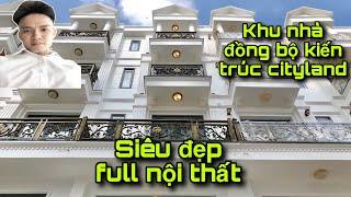 Bán nhà Gò Vấp 2019|nhà bán Gò Vấp 2019|bán nhà tphcm|dt 4.2x15m|giá rẻ 7.15 tỷ