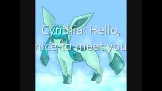 The Story Of The Mysterious Eevee Chapter 13- Cynthia