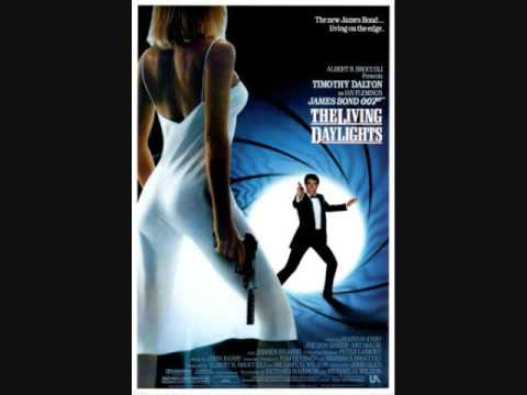 The Living Daylights by John Barry Part 1