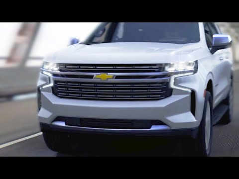 2021 Chevy Suburban – Biggest And Baddest Full-Size SUV
