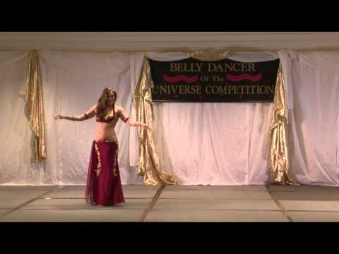 BDUC 2013 - Egyptian Belly Dance By Cassandra Fox