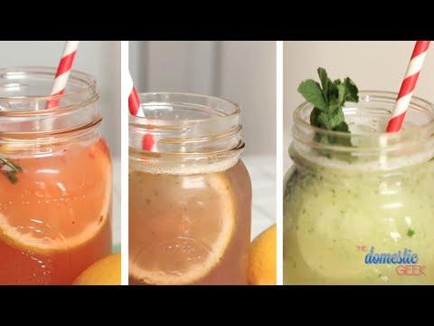 how to make home made lemonade essay
