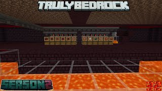 Truly Bedrock Season 2 Episode 32: HOWS, WPA, and Piglin Farm Upgrades