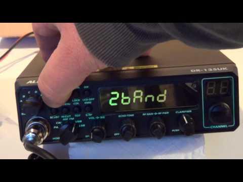 Alinco DR-135UK 10 Meter Radio Review