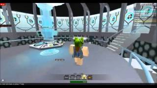 Let's Play Roblox ~Doctor Who Adventure! [V 1.9]~