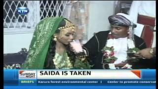 KTN's Saida Swaleh gets Married