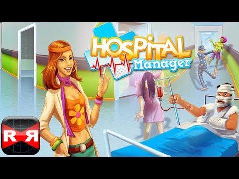Hospital Manager - iPad Mini Retina Gameplay