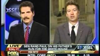 Sen. Rand Paul on Stossel on Fox Business - 1/24/12