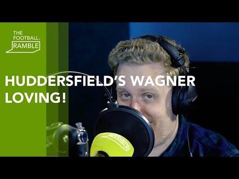 Huddersfield's Wagner Loving