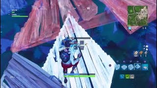 Crazy New Highground Method! New Cone Method! (Fortnite Battle Royale)