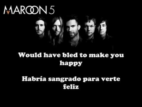 Maroon 5 - Wake Up Call Traducido (Ingles - Español)
