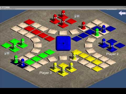 Ludo Party gameplay