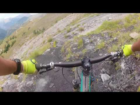Trans Alp Epic with Ben Jones MTB (sketchy)