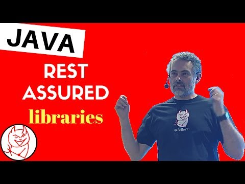 Introduction To RestAssured Java REST API library for Testing and Test Automation