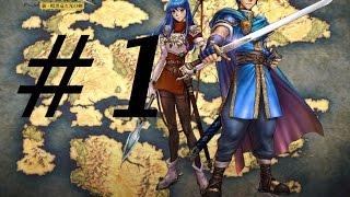 Fire Emblem Shadow Dragon - Parte 1 en Español by Axel22