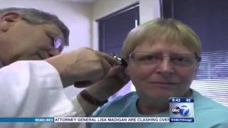 3/21/15 → Doctor of Internal Medicine Al Johnson on TV News