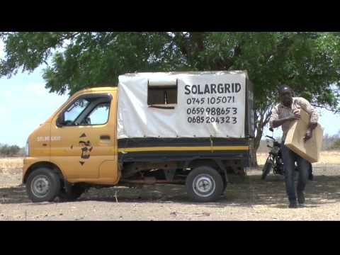 Installing PAYG Solar System in Tanzania