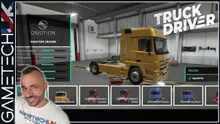 Truck Driver | Customising all trucks in the game!