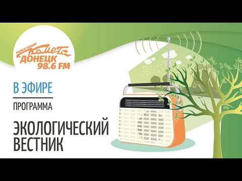 Радио Комета Донецк. Экологический вестник. Итоги 2020 (25.12.20)
