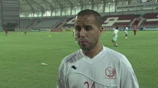 Lekhwiya vs Al Hilal - AFC Champions League Last 16 - Majid Bougherra confident 2017 Video