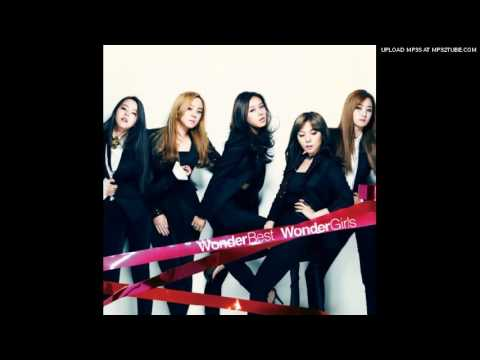 [Audio] Wonder Girls - Tell me (2012 English ver.)