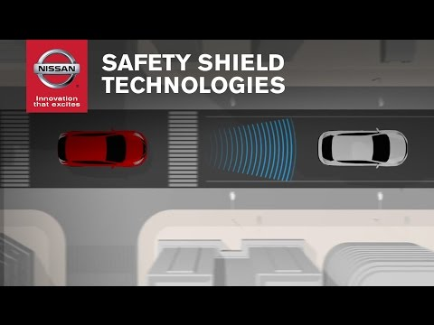 Nissan's Intelligent Safety Shield: Rogue