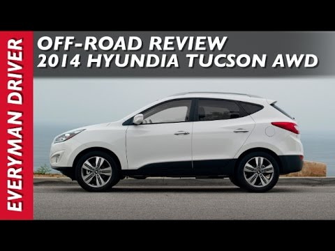 2014 Hyundai Tucson OFF ROAD Review on Everyman Driver