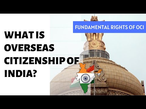 What Is Overseas Citizenship Of India? How To Get OCI
