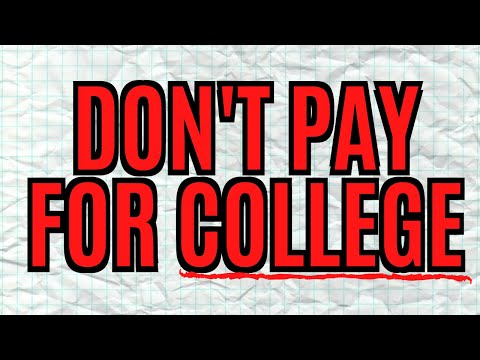 How To Go To College For FREE (or Nearly Free)