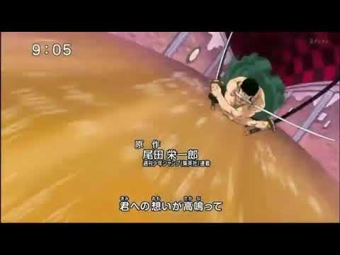 One Piece Opening 20 'Hope'