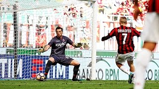Video Gol Pertandingan AC Milan vs Bologna
