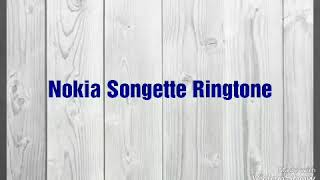 Nokia Songette Ringtone..mp3