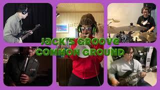 [House Live] COMMON GROUND - Jack's Groove [YAMAHA WX5] YDS-150