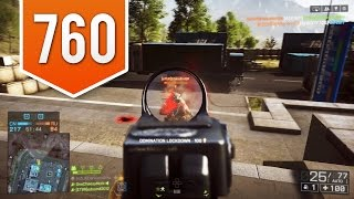 BATTLEFIELD 4 (PS4) - Road to Max Rank - Live Multiplayer Gameplay #760 - THAT SCREAM THO!