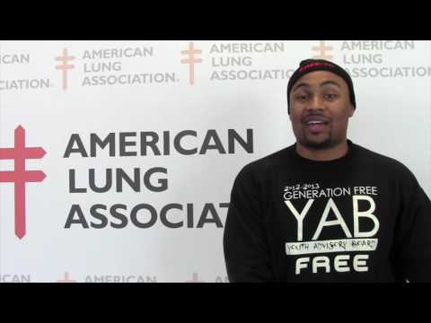 Youth Tobacco and Vaping Prevention Speaker Testimonial from Generation FREE