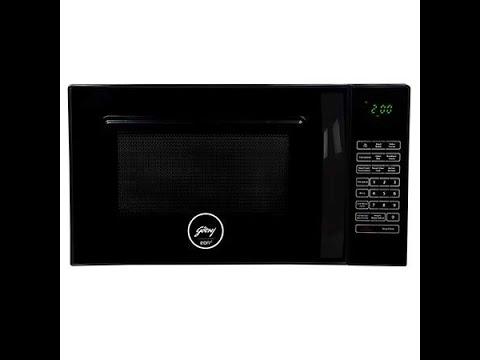 Godrej 20L Convection Microwave Oven - GME 720 CP2 QZ Plain