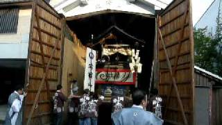 2008 春日神社(篠山市) 秋の例祭 鉾山巡行 立町鉾山収納 | 丹波新報社 ...