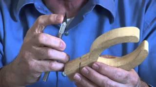 John Merritt, Wood Carver