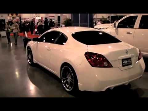 Dubsandtires Com Nissan Altima Coupe Supercharged Review