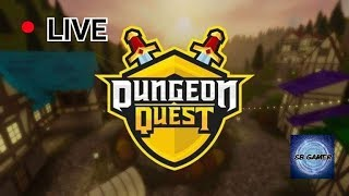 🔴 LIVE-Roblox Dungeon Quest EP88
