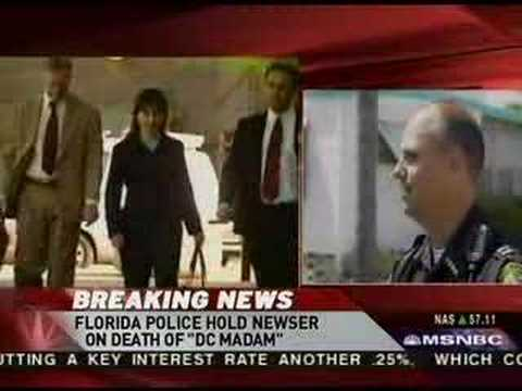 Breaking News: DC Madam Hangs Herself In Fl. 5-1-08